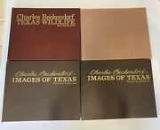 Images Of Texas, Texas, And Texas Wildlife By Charles Beckendorf - All Signed