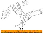 Ford Oem 11-16 F-250 Super Duty-front Frame Bc3z5019a