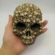 Silicone Mold Lots Horror Skull Halloween Cake Decorating Tools Candle Chocolate