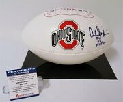Archie Griffin Signed Ohio State Buckeyes Football Sports Collectibles 030107