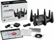 Asus Rt-ac5300 Ac5300 Tri-band Wifi Gaming Router Mu-mimo Aiprotection Lifetim