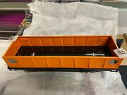 Mth Tinplate Traditions 200 Series Standard Gauge Gondola Car W/containers