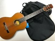 Aria P-59 Pepe 3/4 Size Classical Acoustic Guitar W/ Case Made In Japan