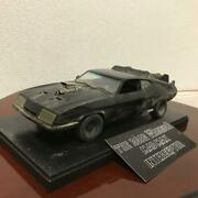 Very Rare The Road Warrior Mad Max 2 Interceptor Plastic Model Completed Product