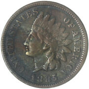 1885 Indian Head Cent Very Fine Penny Vf Old Cleaning See Pics G217