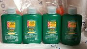 Avon Skin So Soft Sss Bug Guard Insect Repellent And Sunscreen Spf 30 Lot Of 4