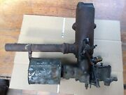Marvel Carburetor 1920and039s Buick Master Six Complete With Heat Control Air Filter