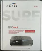 Arris Surfboard 24x8 Docsis 3.0 Internet And Voice Cable Modem Xfinity Sbv2402