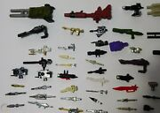 Transformers G1 Parts Accessories Lot You Choose Flat 4.99 Shipping Vintage Oem