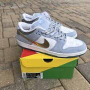 Size 13 - Nike Sb Dunk Low X Sean Cliver Holiday Special 2020