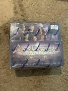 2004 Inkworks Anrdomeda Reign Of Commonwealth Trading Cards Factory Sealed Box