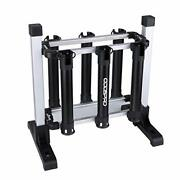 Oddspro Fishing Rod Rack Fishing Rod Holder - 2 Styles Holds Up 6 Or 18 Rods