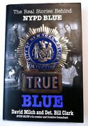 Nypd Blue Cast Signed Autographed Book Franz Smits Clapp Delaney Clark Gv Loa