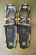 Atlas Cascade Snowshoes Adult 30 Unisex Menand039s Womenand039s Snow Shoes Boys Girls