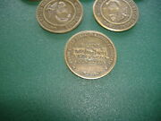 Set Of 9 Military Marine Semper Fidelis Toys For Tots Token Challenge Coin 1