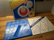 Vintage Original Spirograph 1960s By Denys Fisher Ltd No Pens Or Pins