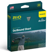 Rio Outbound Short Intermediate Fly Line - Slickcast - All Sizes - Free Shipping