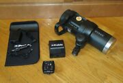 Profoto B1 500airttl Battery-powered Monolight/flash Strobe With Remote