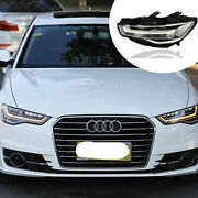 Led Headlights Assembly For Audi A6l 2012-2018 Led Drl Yellow Turn Signal