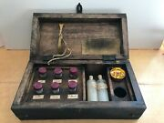 Rare Game Of Thrones Scents And Scrolls Box - Limited Edition Pre-show Hbo Promo