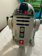 R2-d2 Interactive Astromech Droid 2002 Star Wars Voice Activated Hasbro Complete