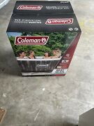 Coleman Inflatable Hot Tub Saluspa Cali Airjet 2-4 Person 71 X 26 W/cover