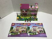 Lego Friends 3315 Olivia's House 100 Complete With Instructions