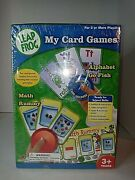 Leap Frog My Card Games Alphabet Go Fish Math Rummy And Memory Mate