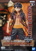Monkey D. Luffy One Piece Dxf Figure Special Color Ver. One... Figure