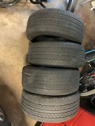 Pick Up On Only Used 4 255/55r18 Goodyear Assurance Cs Fuel Max 109h - 5/32