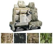 Coverking Multicam Tactical Custom Seat Covers For Tesla Model S