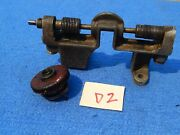 Wurlitzer 1015 1080 1100 1080a Mechanism Main Drive Assembly - 45rpm 60 Cycle