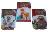 Best Of The Muppet Show 25th Anniversary Edition Time Life Dvd Lot Of 3 Used