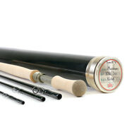 Special Winston 10 Ft 6 In 3 Wt Boron Iii Th Micro Spey Rod And Bauer Rx4ms Reel