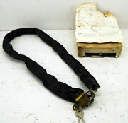 Nos 1960 70and039 80and039 Chevy Gmc Pickup C10 C20 C30 Accessory Spare Tire Lock Rare
