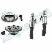 2x Variable Timing Cam Phaser Camshaft Fits For Ford F150 F250 Lincoln Navigator