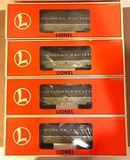 Lionel O Scale 6-19166 Northern Pacific Passenger 4 Car Set