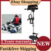 10hp 2.2kw Outboard Electric Motor Boat Tiller Switch Knob Engines Heavy Duty