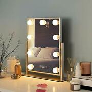 Hollywood Mirror With Light Large Lighted Makeup Mirror Vanity Makeup White