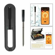 Cooking Thermometer Stainless Steel Wireless Kitchen Smart Bluetooth Accessory