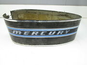 3248a6 Wrap Around Cowl Blue Mercury 850 4 Cyl 85 Hp Outboard 1970and039s