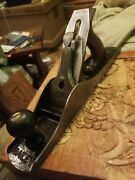 Vintage Stanley Bailey No 5 Sweetheart Type 13 1925-1928 Solid