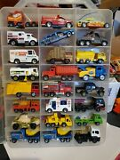 Hot Wheels City Trucks Dairy Delivery Loose You Pick Case 66 Semi Tow