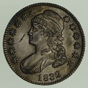 1832 Capped Bust Half Dollar - O-102 - Small Letters - Choice 7895