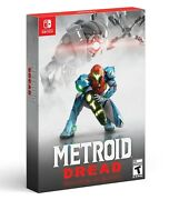New Metroid Dread Special Edition Nintendo Switch 2021 Confirmed Pre-order