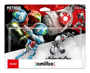 New Metroid Dread Amiibo 2-pack - Nintendo Switch 2021 Confirmed Pre-order
