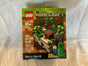 Lego Minecraft 21102 Micro World The Forest Pieces Never Opened