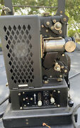 Vintage Siemens 16mm Movie Projector Made In Germany W/kinon Superior Lens