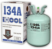 R134a Refrigerant Full Of R-134a Net 30lb Tank Replacement To R12 Made In Usa