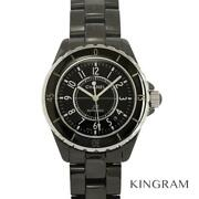 J12 H0685 Overhauled Mechanical Automatic Menand039s Watch From Japan